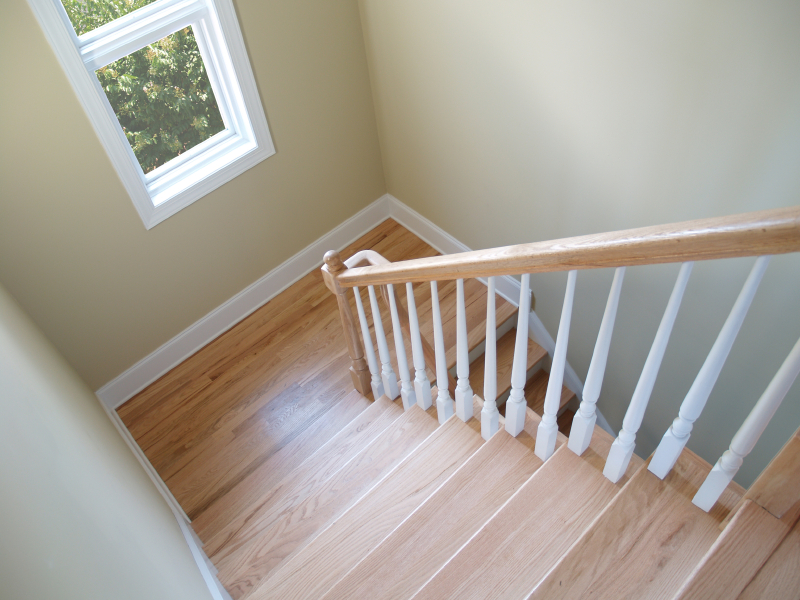 Prefinished Stair Treads